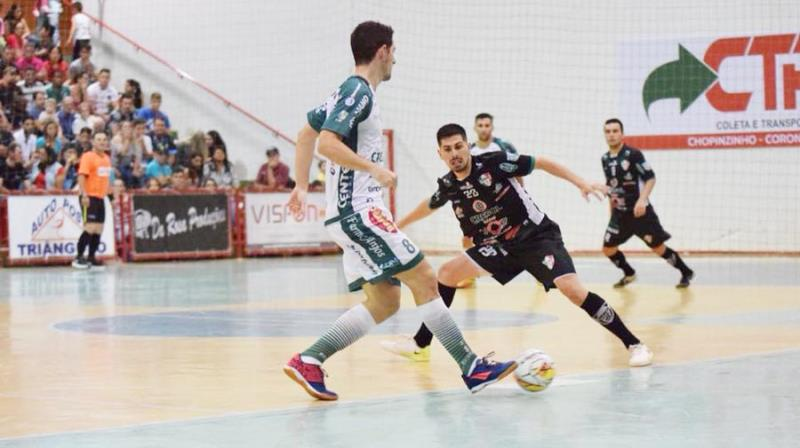 e57539d98a Marreco Futsal - Cresol Marreco e Coronel fazem a final hoje à noite