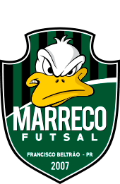 Logotipo do Cresol Marreco Futsal